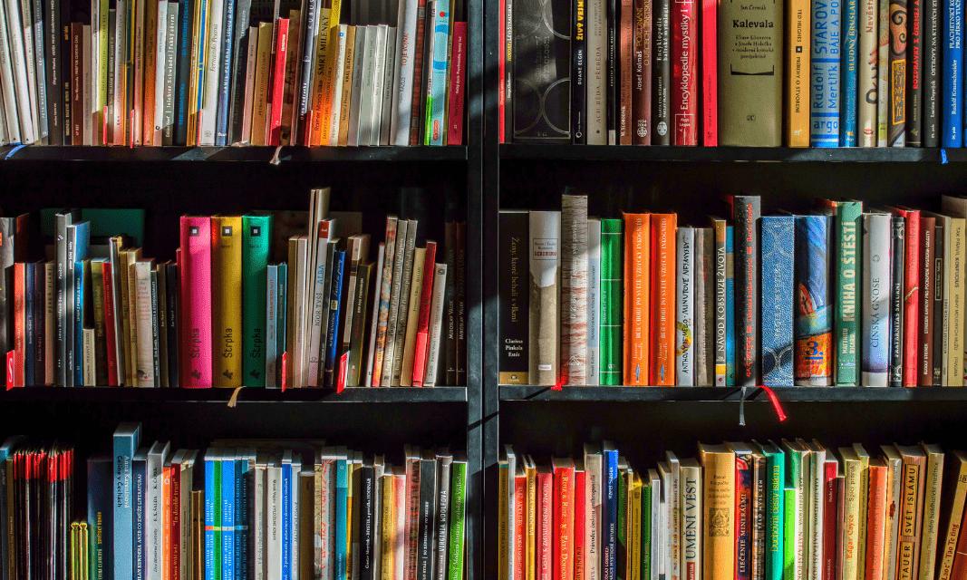 Vrouwen op de boekenplank